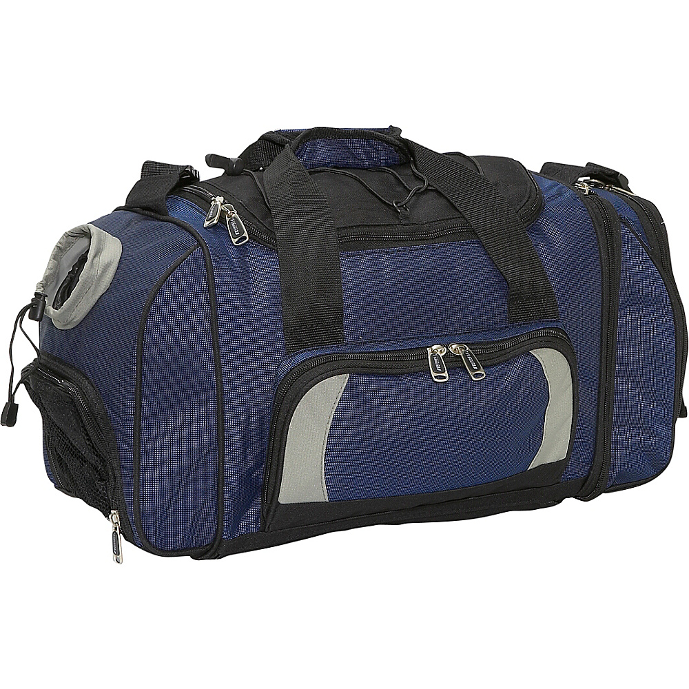 "Russell Deluxe 21"" Duffle Bag - Royal/Black"
