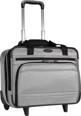Samsonite DKX Wheeled Tote Silver Samsonite Luggage Totes and Satchels