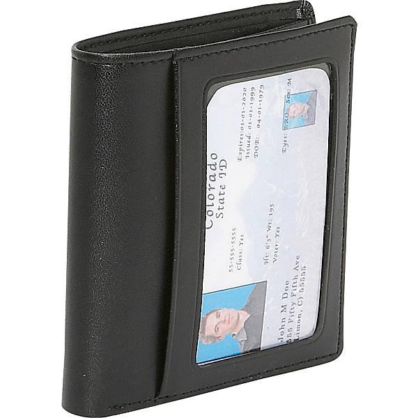 Royce Leather Men S Double Id Bi Fold Wallet Ebags Com