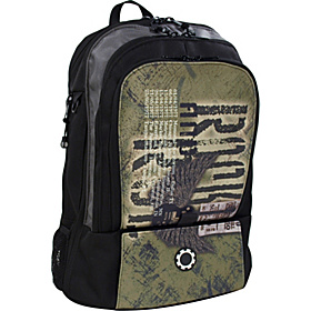 Backpack Graphics Classic Rock