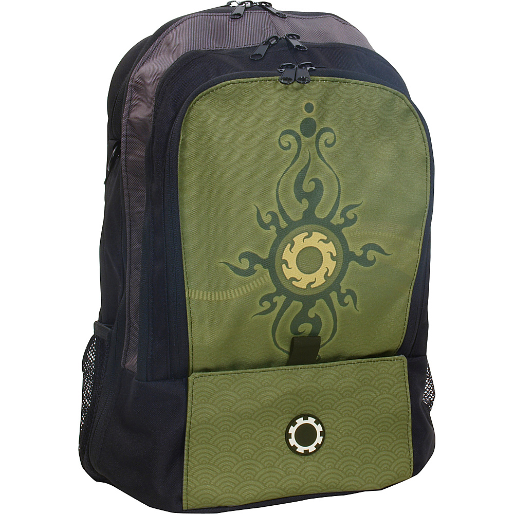 DadGear Backpack Graphics Zen Sun