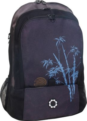 DadGear Backpack Graphics - Blue Bamboo
