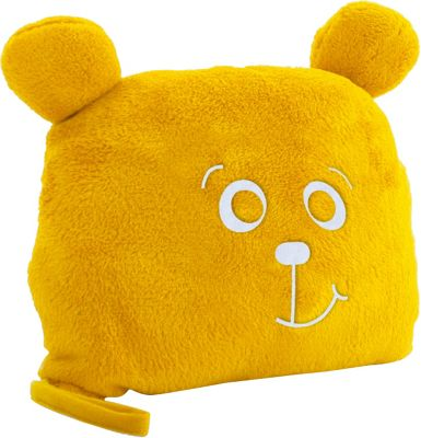 Lug UCB Agent Blanket + Pillow Yoyogi - Marigold - Lug Travel Pillows & Blankets