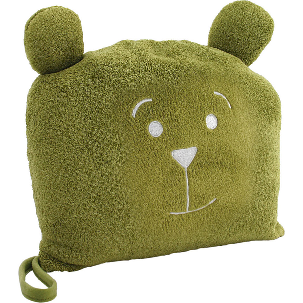 Lug Life UCB Agent Blanket + Pillow - Gomer - Grass - Travel Accessories, Travel Pillows & Blankets