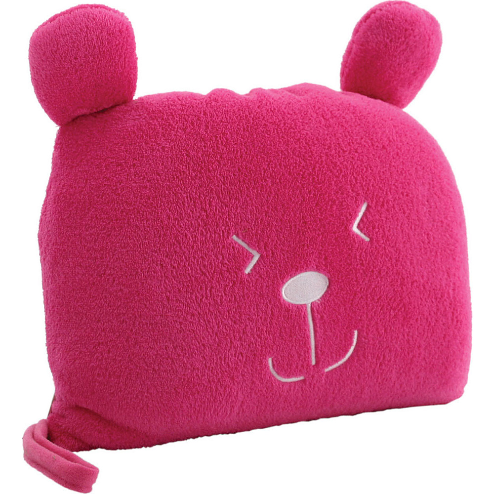 Lug Life UCB Agent Blanket + Pillow - Potts - Rose - Travel Accessories, Travel Pillows & Blankets