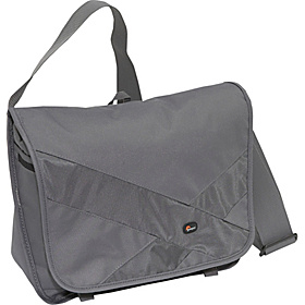 Exchange Camera Messenger Bag Grey