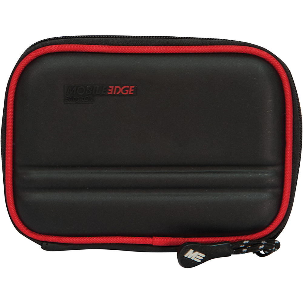 Mobile Edge Portable Hard Drive Case Red Mobile Edge Electronic Cases