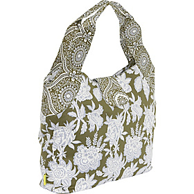 Tulip Diaper Bag Tropicali Tea Leaf