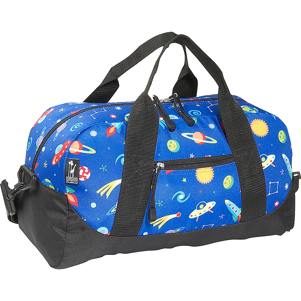 Wildkin Out of This World Duffel Bag Olive Kids Out