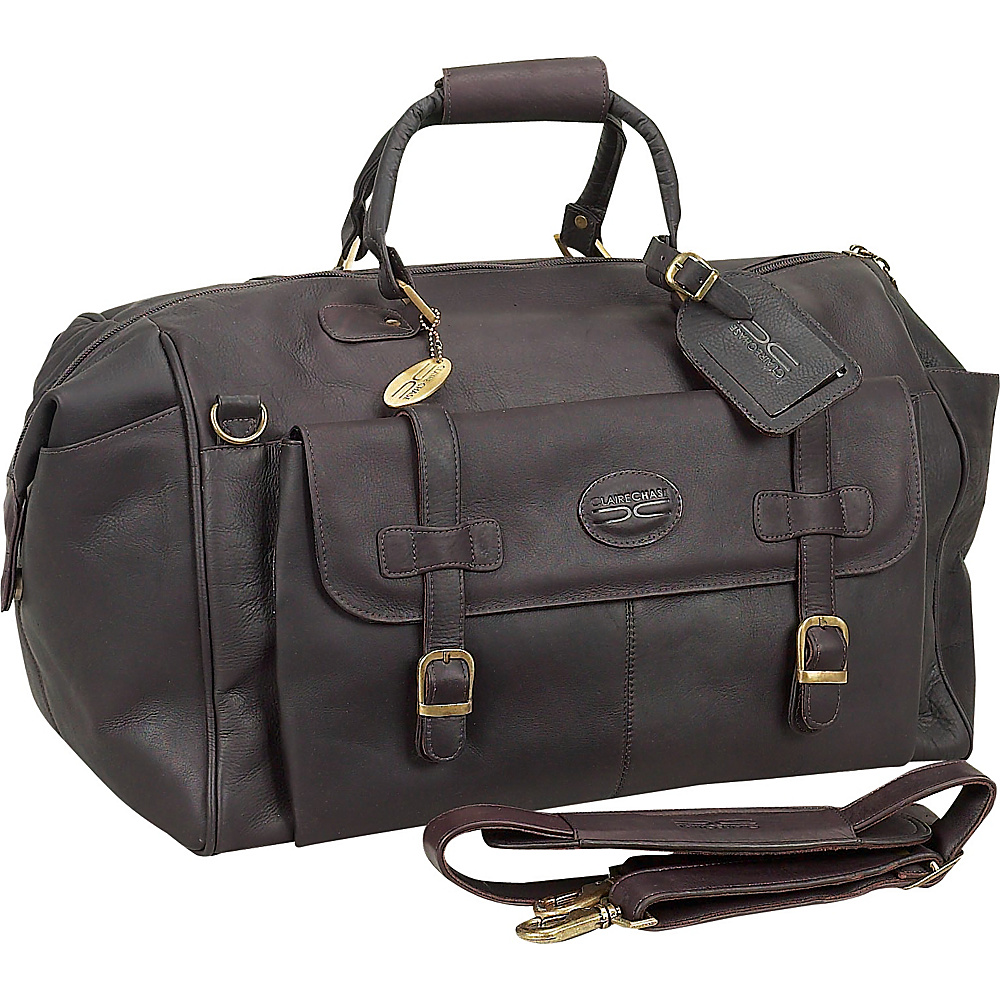 ClaireChase Millionaires Duffel - Cafe - Duffels, Travel Duffels