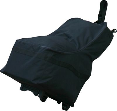 J.L. Childress Wheelie Car Seat Travel Bag - Black