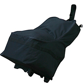 Wheelie Car Seat Travel Bag Black