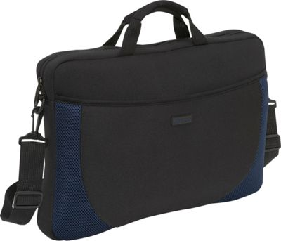 Targus 17 inch Laptop Sleeve - Black/Blue