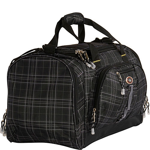 Black Plaid - $25.99 (Currently out of Stock)
