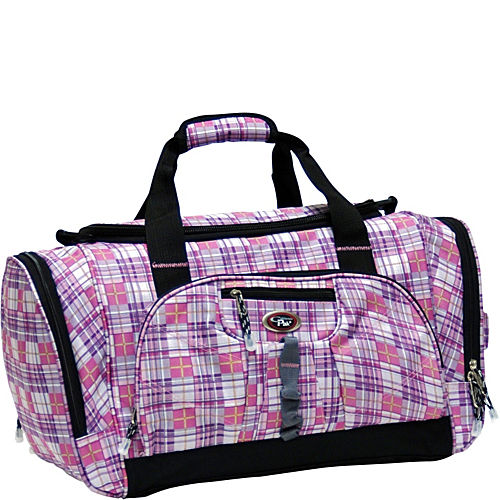 Lavender Plaid -  (Currently out of Stock)