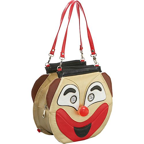 Ashley M The Clown Bag - Shoulder Bag