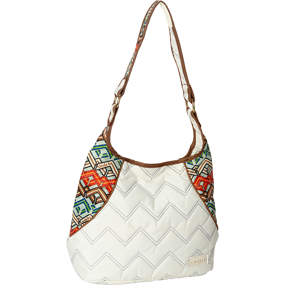 cinda b Mini Hobo Shoulder Bag