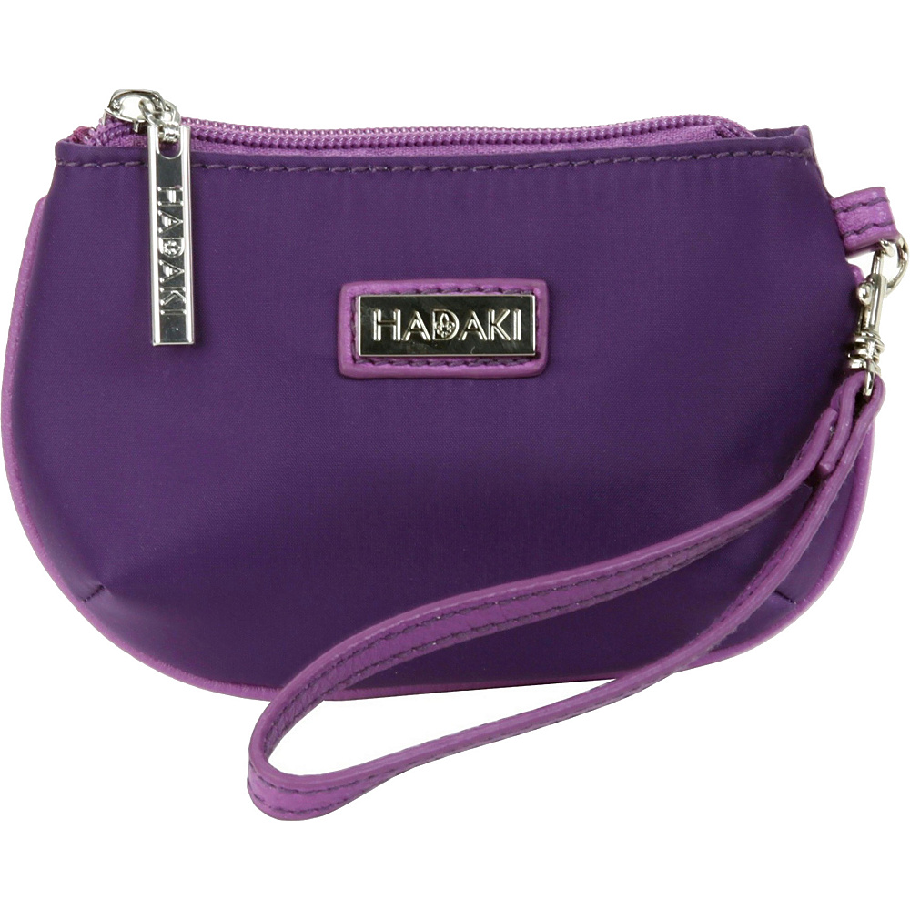 Hadaki ID Wristlet - Nylon - Plum - Women's SLG, Women's Wallets