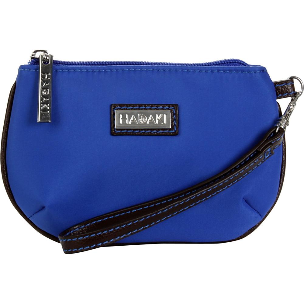 Hadaki ID Wristlet - Nylon - Cobalt - Women's SLG, Women's Wallets