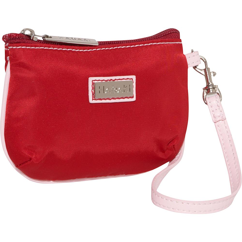 Hadaki ID Wristlet - Nylon - Ruby - Women's SLG, Women's Wallets