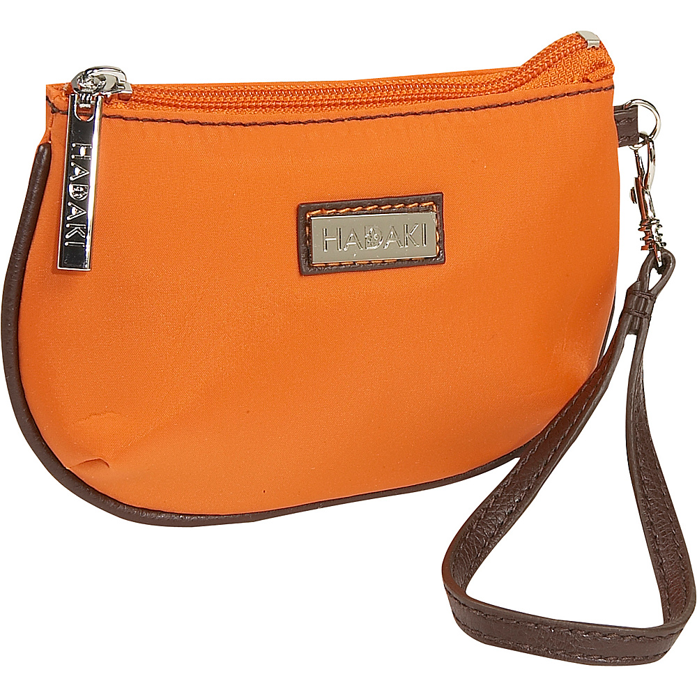 Hadaki ID Wristlet Nylon Orange