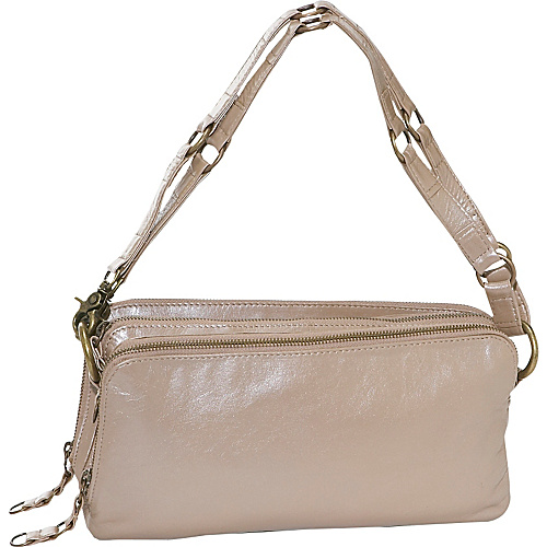 Latico Leathers James - Metallic Taupe