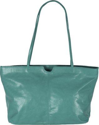 Latico Leathers Carmen Tote Mint - Latico Leathers Leather Handbags