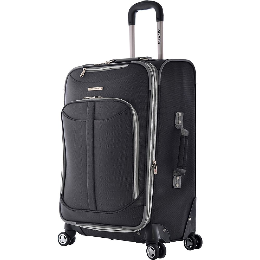 Olympia Tuscany 25 Exp. Vertical Rolling Upright - Luggage, Softside Checked