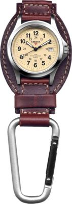 Dakota Watch Company Leather Hangers Brown - Dakota Watch Company Watches