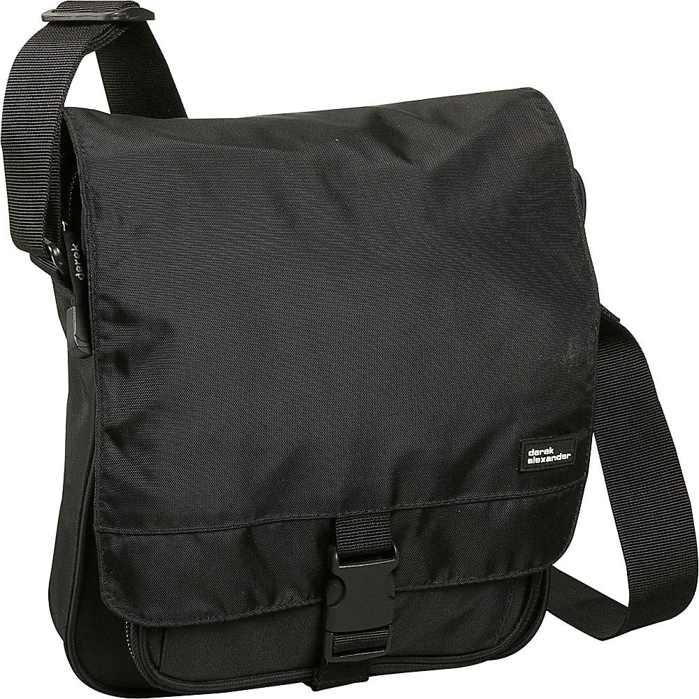 Derek Alexander Organizer Nylon Travel Shoulder Bag - Accessory - Work Bags & Briefcases, Other Men's Bags