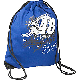 Jimmie Johnson Cinch Sack Blue