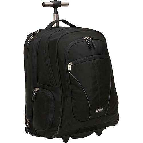 eBags Router Wheeled Laptop Convertible - Jet Black