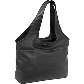 Laptop Hobo Black