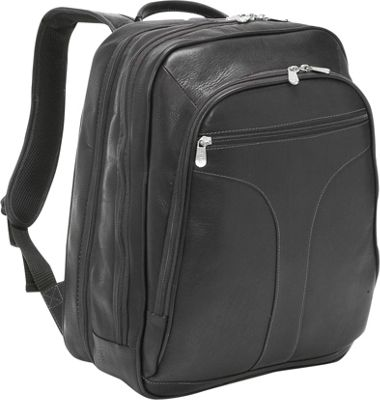 Piel Checkpoint Friendly Urban Laptop Backpack - eBags.com