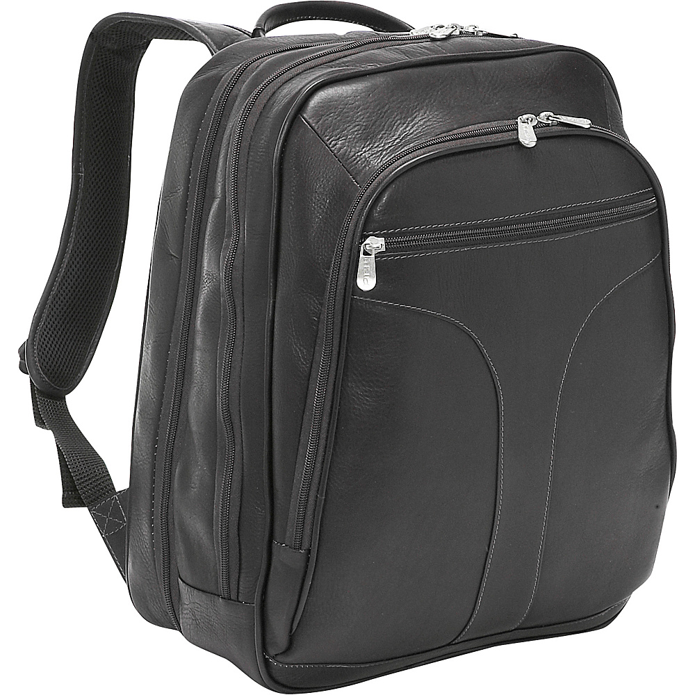 Piel Checkpoint Friendly Urban Laptop Backpack Black