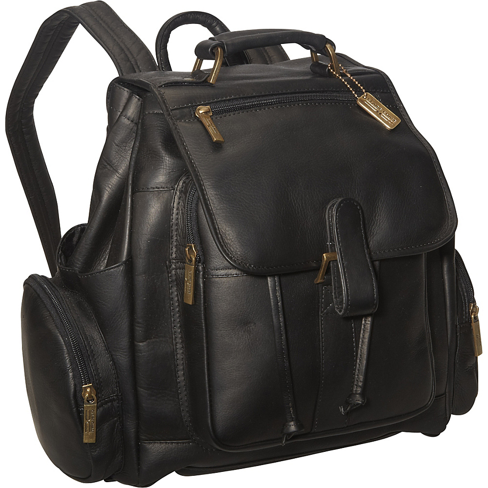 ClaireChase Uptown Bak-Pack - Black - Backpacks, Everyday Backpacks