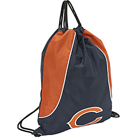 Chicago Bears String Bag Chicago Bears Navy