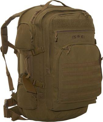 SOC Gear Long Range - 1,000 Denier - Coyote Brown,