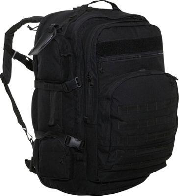 SOC Gear Long Range - 1,000 Denier - Black