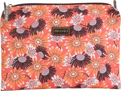 Image of Hadaki Medium Zippered Carry All Daisies - Hadaki Women's SLG Other