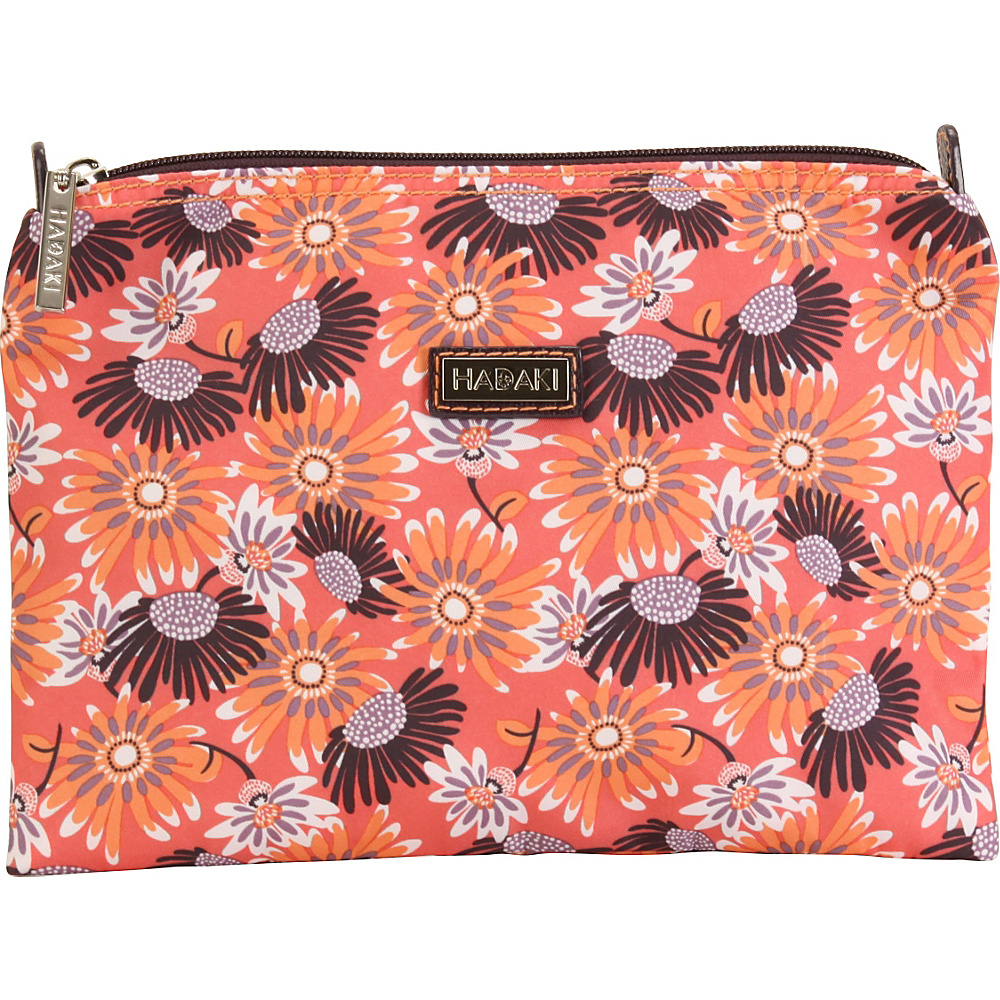 Hadaki Medium Zippered Carry All Daisies - Hadaki Womens SLG Other - Women's SLG, Women's SLG Other