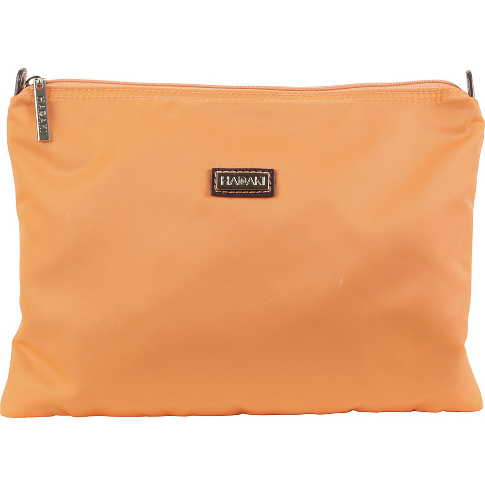 Hadaki Medium Zippered Carry All Melon Solid - Hadaki Womens SLG Other - Women's SLG, Women's SLG Other