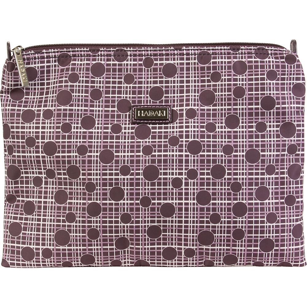 Hadaki Medium Zippered Carry All Plum Perfect Plaid - Hadaki Womens SLG Other - Women's SLG, Women's SLG Other