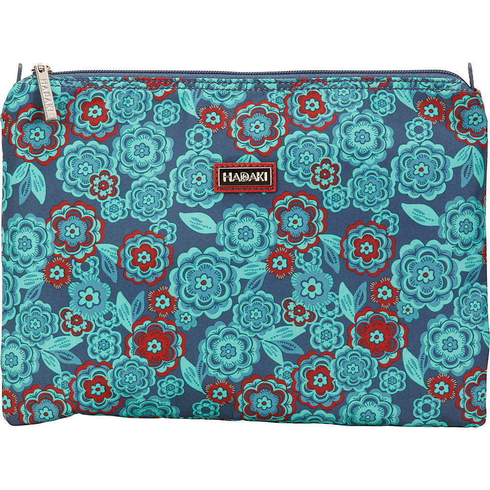 Hadaki Medium Zippered Carry All Blue - Hadaki Womens SLG Other - Women's SLG, Women's SLG Other
