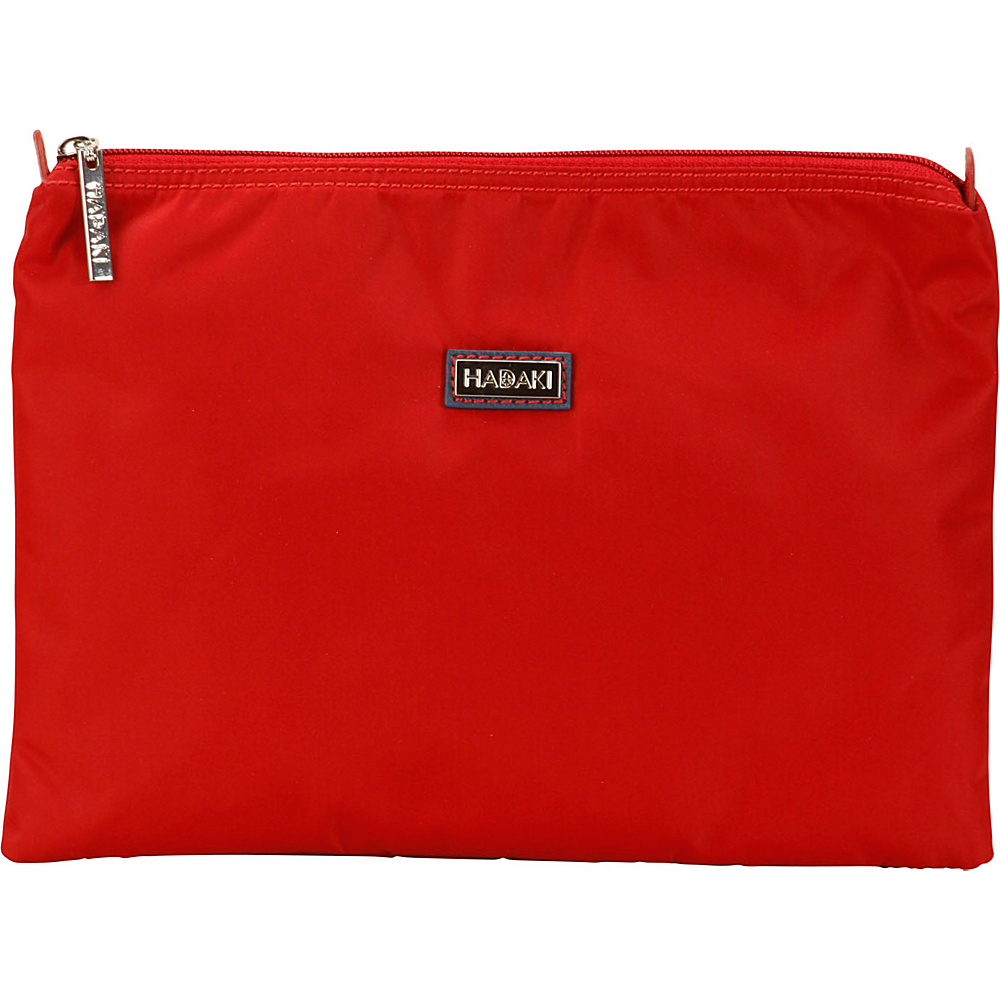 Hadaki Medium Zippered Carry All Rhubarb - Hadaki Womens SLG Other - Women's SLG, Women's SLG Other