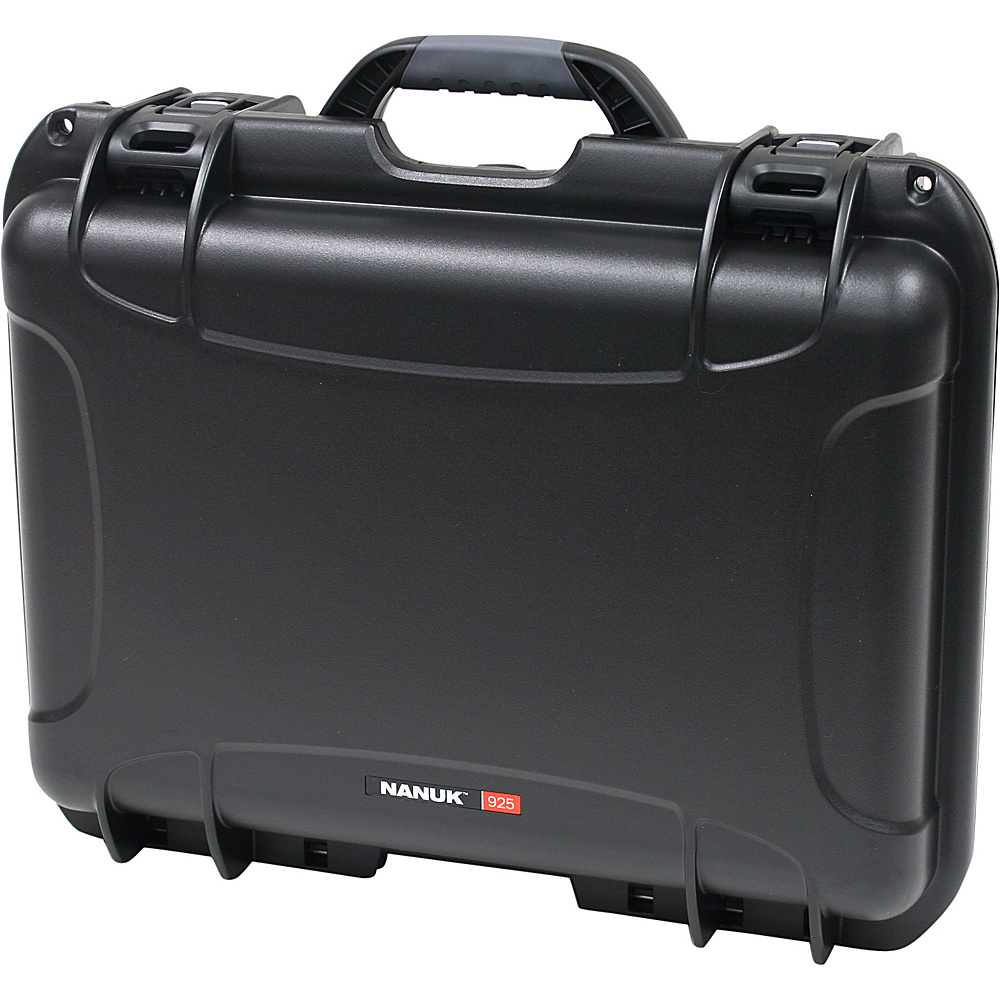 NANUK 925 Case w/padded divider - Black - Technology, Camera Accessories