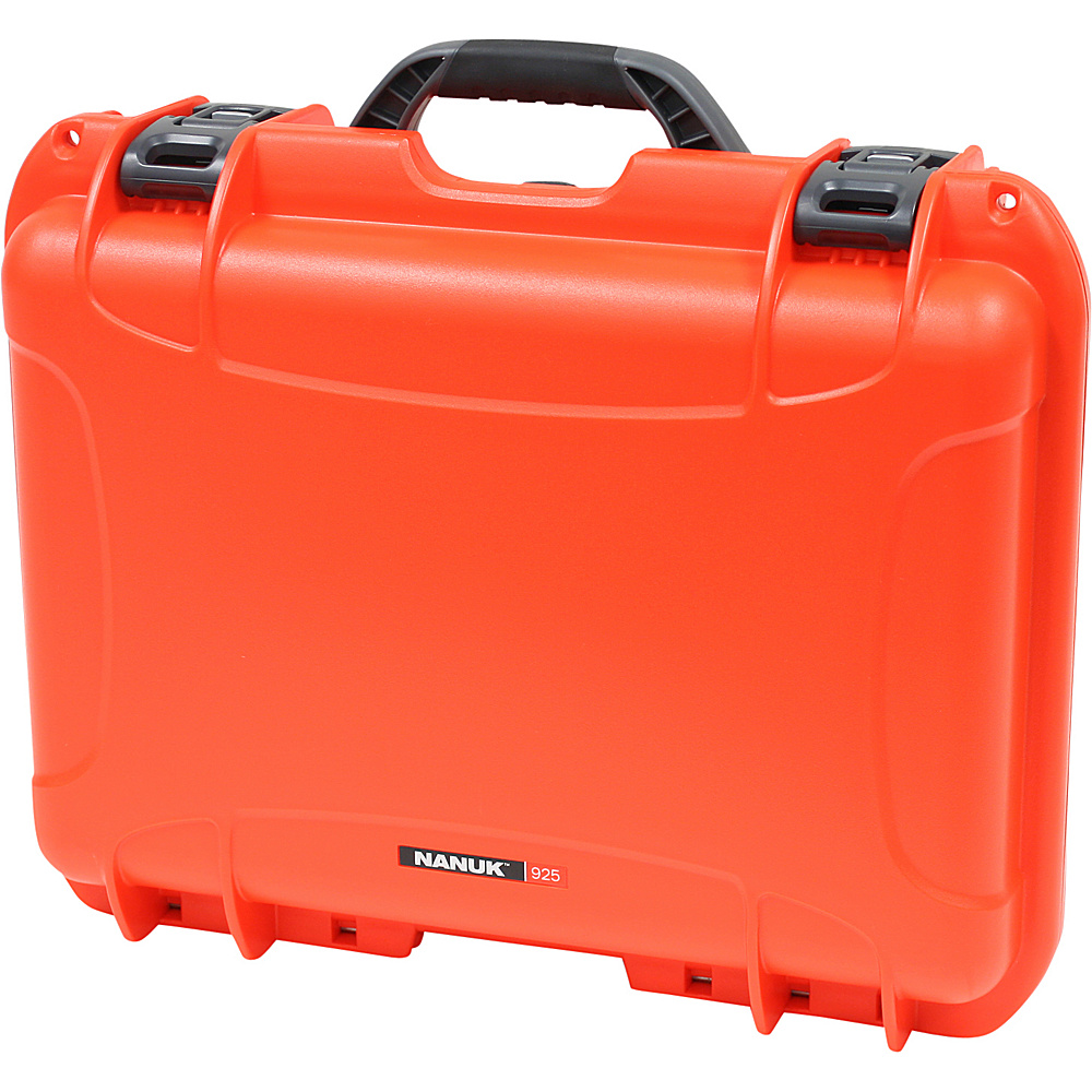 NANUK 925 Case w/padded divider - Orange - Technology, Camera Accessories