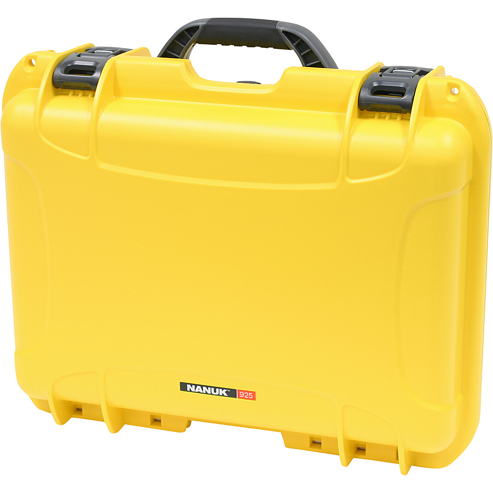 NANUK 925 Case w/padded divider - Yellow - Technology, Camera Accessories