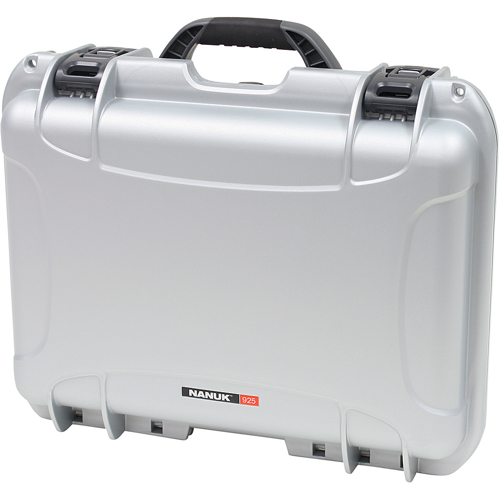 NANUK 925 Case w/padded divider - Silver - Technology, Camera Accessories