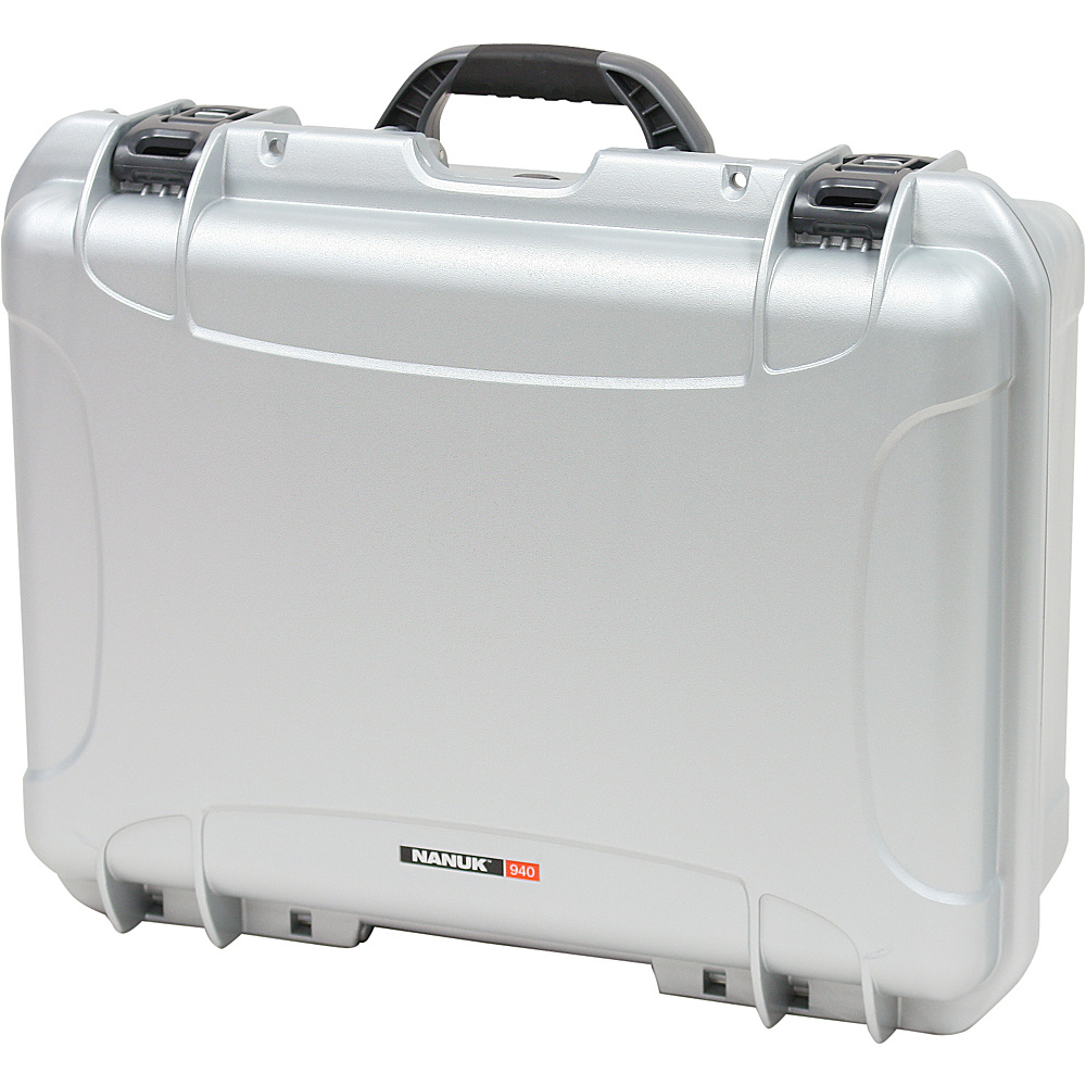 NANUK 940 Case w/padded divider - Silver - Technology, Camera Accessories